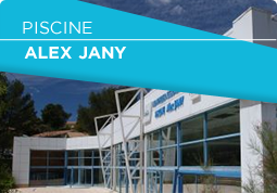 Piscine Alex Jany à Jacou