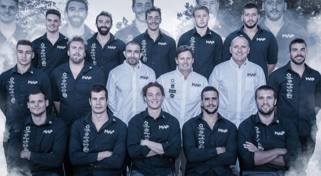 Équipe du Montpellier Water-Polo