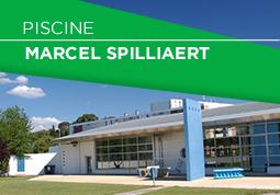 Cours de natation à la piscine Marcel SPILLIAERT de Montpellier.